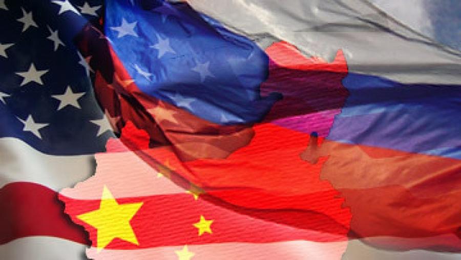 Китайский вопрос в мировых геополитических раскладах