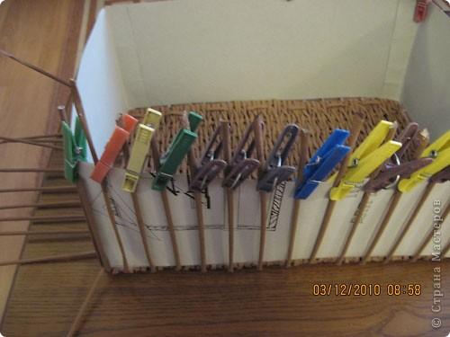 Мастер-класс,  Плетение, : Плетение квадратной (прямоугольной ) коробки Бумага газетная . Фото 17