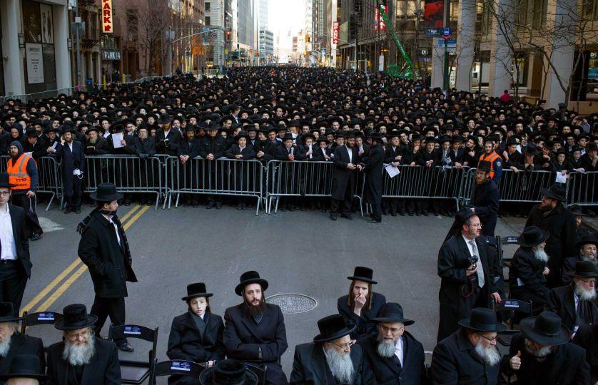 Занимательная статистика или опять про евреев