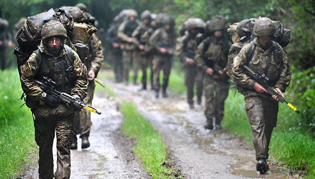 В Лондоне признали, что британская армия отстала от российской