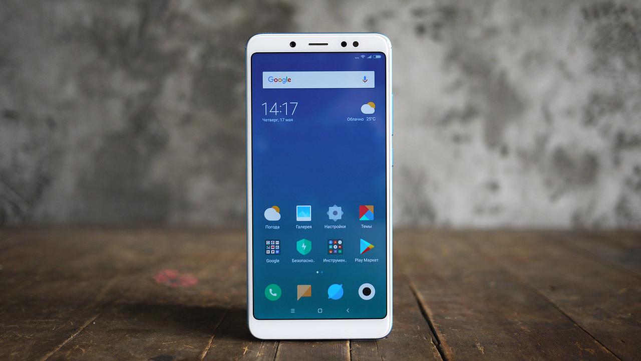 Обзор смартфона Xiaomi Redmi Note 5