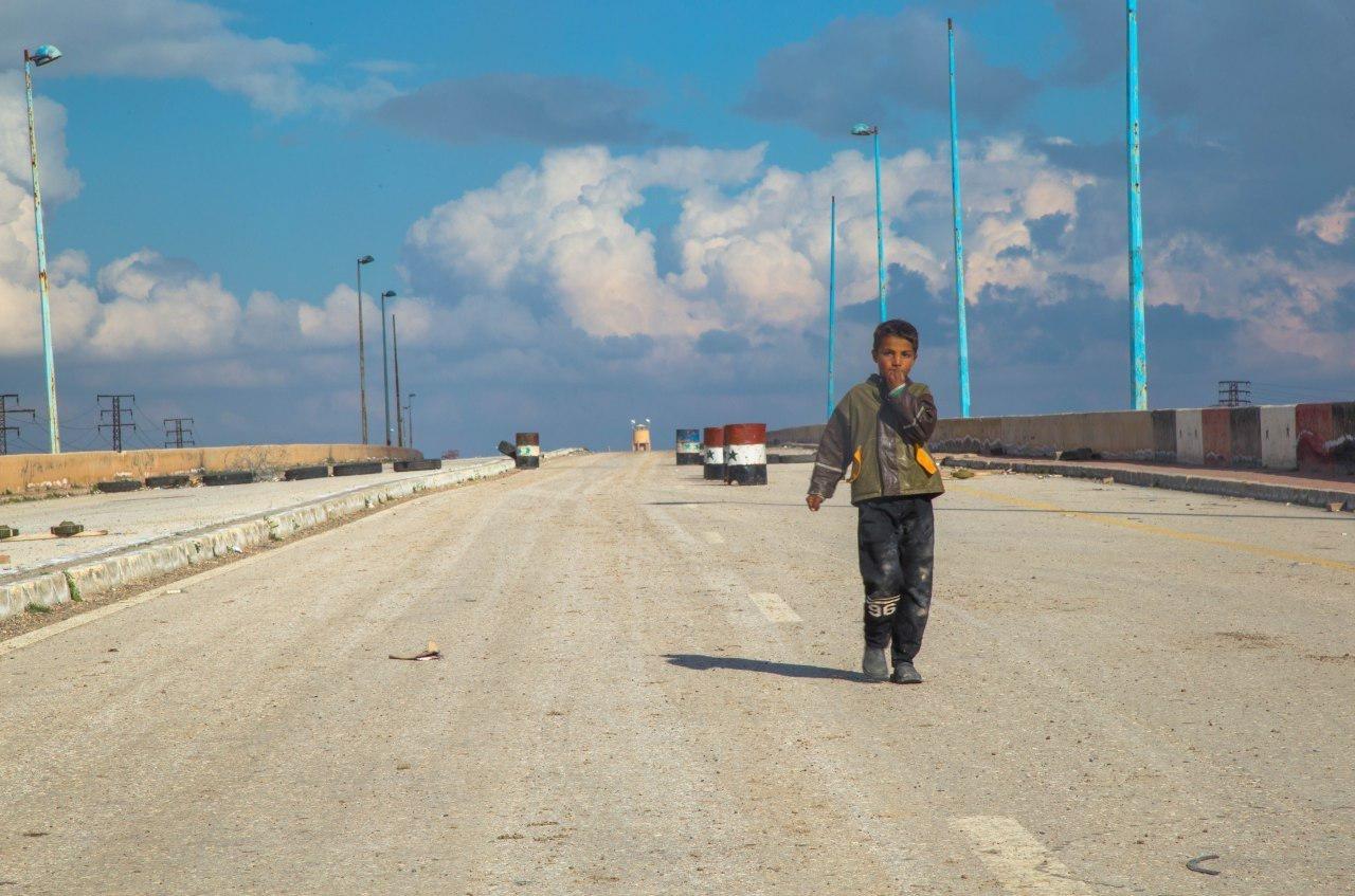 ФАН публикует видео оказания помощи беженцам лагеря «Эр-Рукбан»