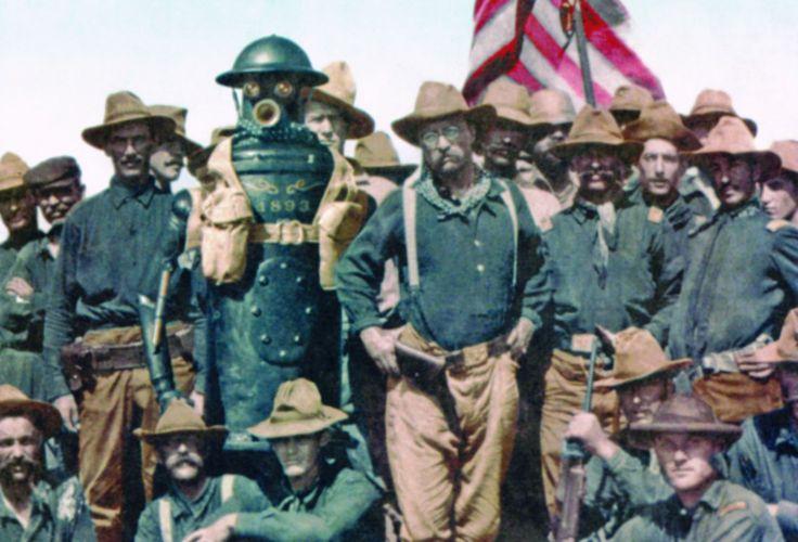 Американо-испанская война. 1898 г.