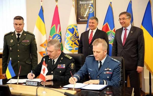 Чем попахивает украинско-канадское военное сотрудничество: взгляд из Грузии