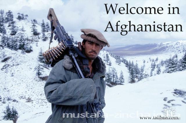 Что на самом деле происходит в Афганистане, о чем молчит вся демократическая пресса.