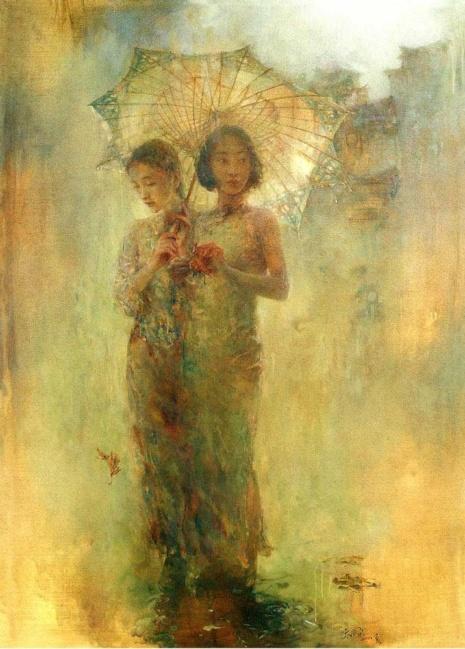 художник Ху Джун Ди (Hu Jun Di) картины – 24