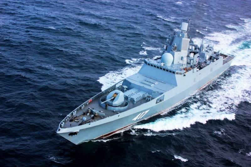СМИ: ВМФ продолжит закупку фрегатов проекта 22350
