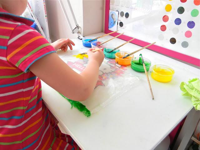 Витражная краска в домашних условиях своими руками