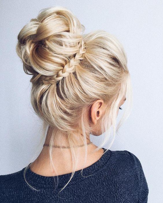 Модные причёски для длинных, средних и коротких волос