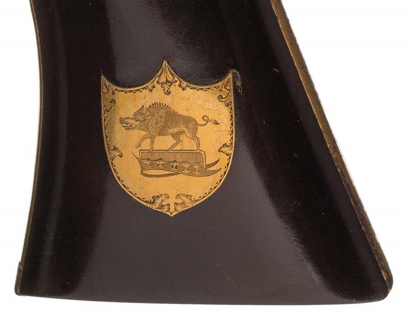 Пара револьверов Colt Model 1860 Army.