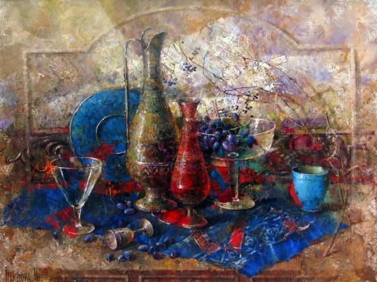 художник Елена Ильичева картины – 37