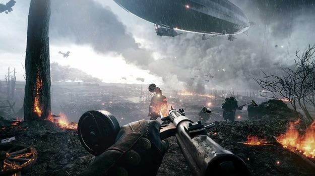Electronic Arts добавила в список бесплатных игр Battlefield 1 и Titanfall 2