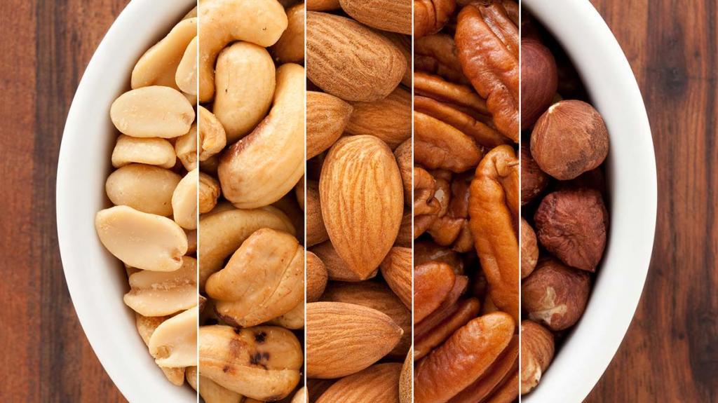 Особенности «поедания» различных орехов без вреда: от арахиса до фисташек