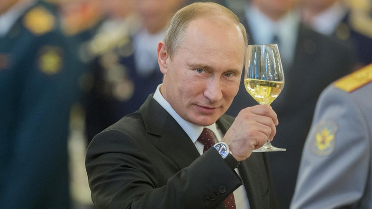 Крым, Трамп и Сирия — Путин отыгрался за холодную войну