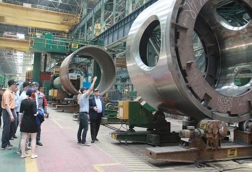 В Атомэнергомаше стартовал процесс наплавки и сварки узлов оборудования для АЭС в Турции