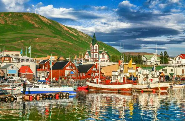 Проживание в отелях Исландии стало дешевле на 30%