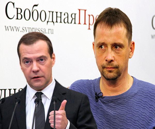Политолог Алексей Неживой: запад бы хотел на месте Путина видеть Медведева