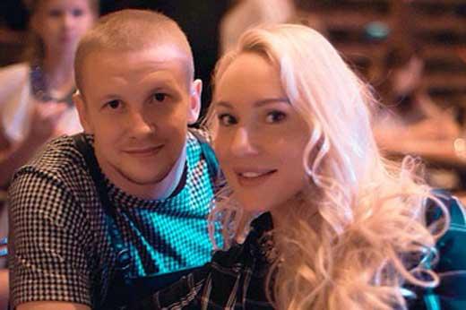 Жена Игоря Смольникова. Фото
