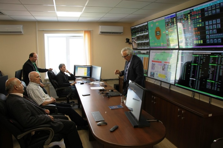 ИТЭР-Центр запустил пультовую удалённого доступа для участия в международных экспериментах