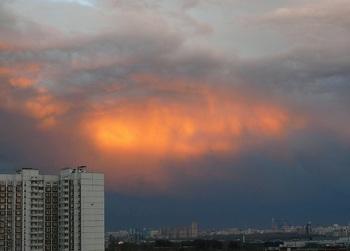 В Москве создадут системы предупреждения штормов