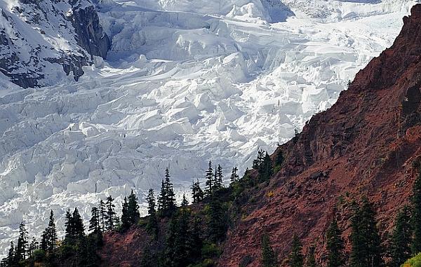 Азиатские ледники тают ускоренными темпами