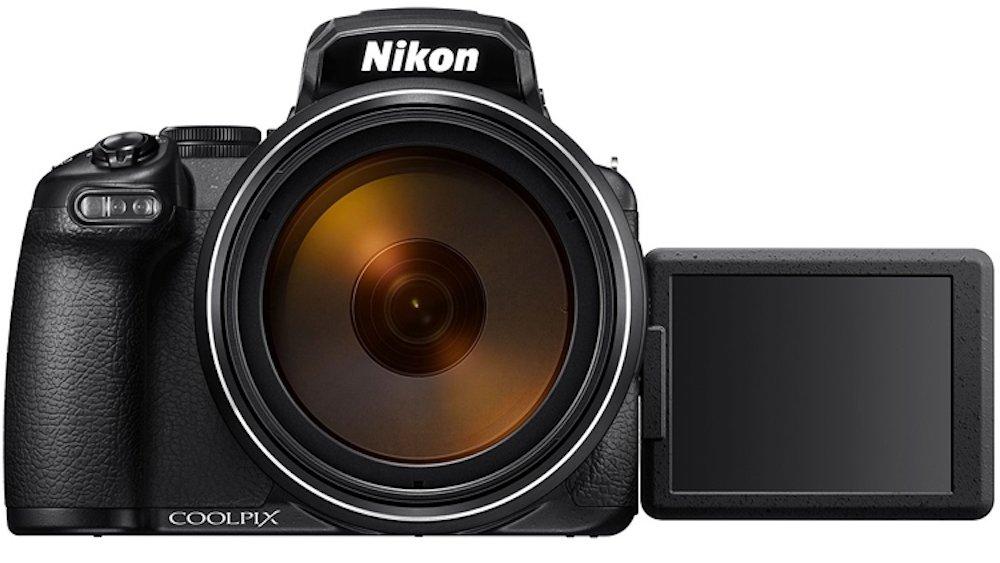 Nikon выпустил фотокамеру с уникальным оптическим зумом