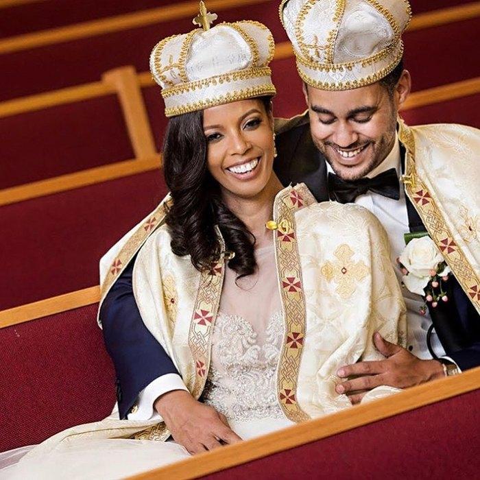 33-летняя американка стала эфиопской принцессой, не подозревая, кто ее жених
