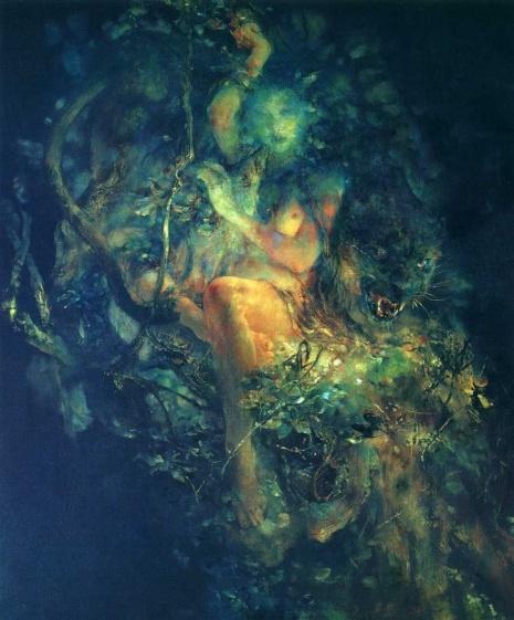 художник Ху Джун Ди (Hu Jun Di) картины – 11