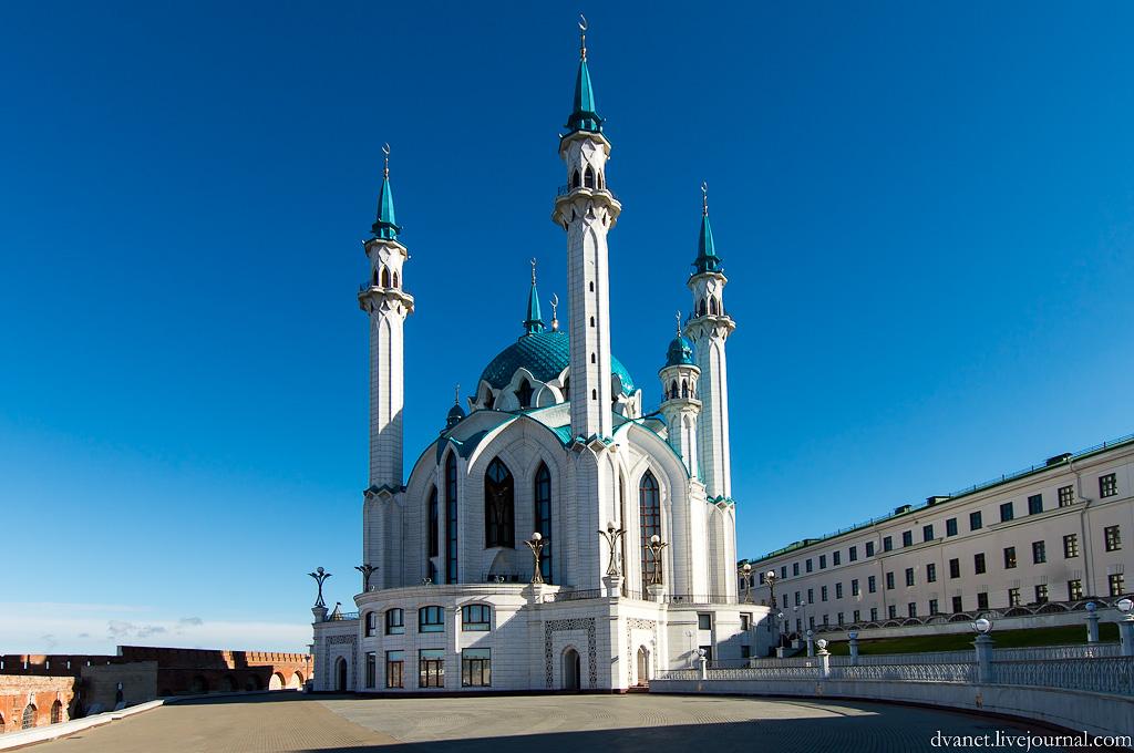 Почему все хвалят Казань?