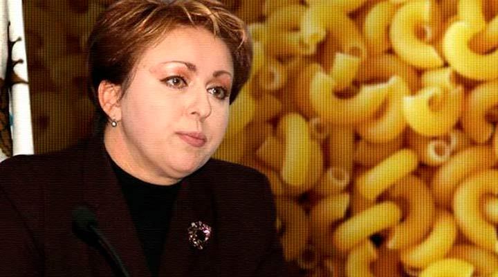 Соколова блеснула на политич…
