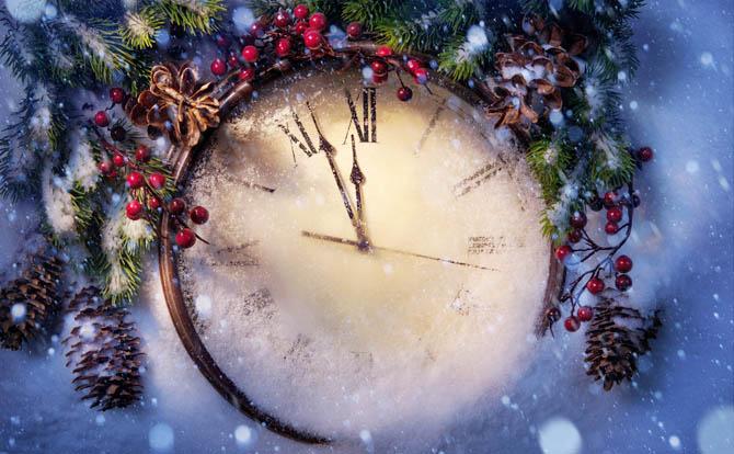 Подслушано под Новый год