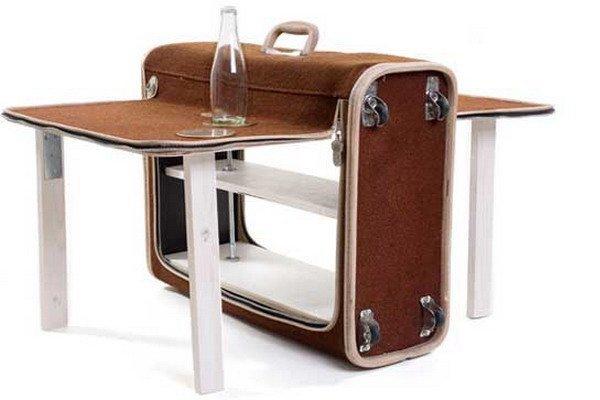 Вторая жизнь старого чемодана
