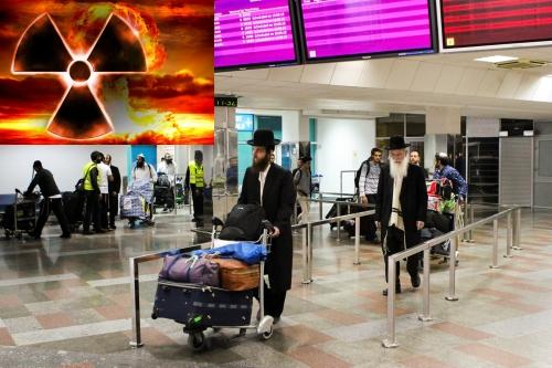 Раввины призывают евреев срочно ехать в Израиль встречать Машиаха!!!
