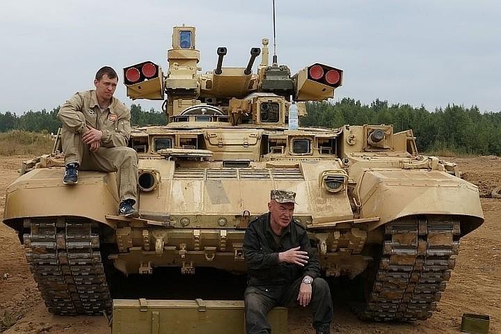 """Российский """"Терминатор-3"""" стал угрозой для """"самого смертоносного оружия США"""""""