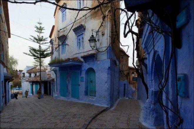 путешествие синий город 02