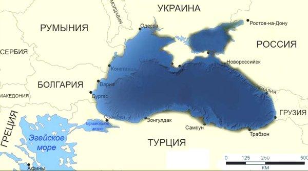 США хотят отменить конвенцию Монтре, ограничивающая их в Черном море