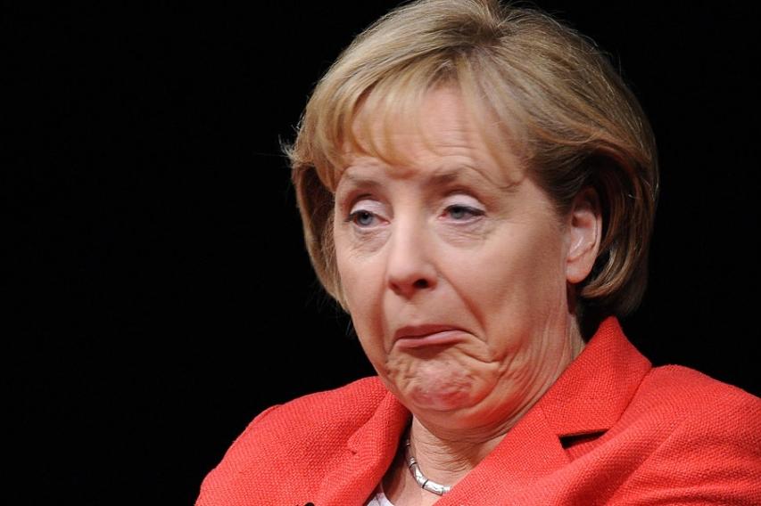 С трибуны Верховной Рады Меркель предложили покаяться и привезти денежную компенсацию