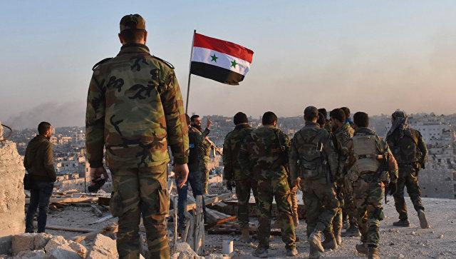 Большая часть сирийской провинции Дераа освобождена от боевиков — СМИ