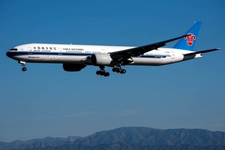 China Southern наполнит Пекин Boeing'ами