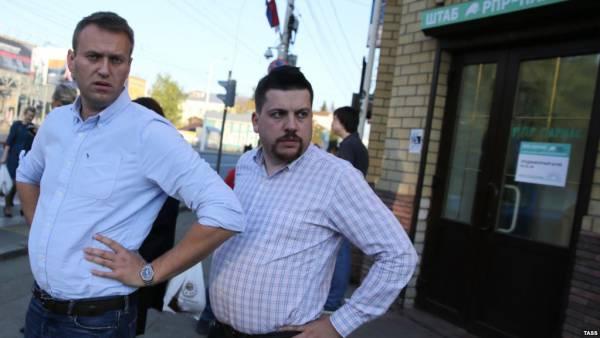 Запад слил Навального. Следующим  трупом будет Волков