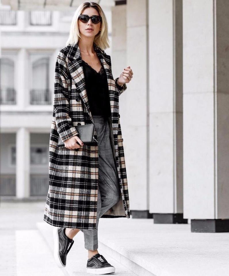 И снова о пальто: 23 восхитительных образов этой осени