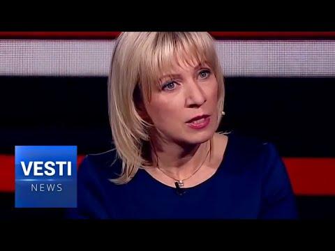 Иностранцы прониклись речью Марии Захаровой: «Вот, что такое настоящая дипломатия! Дедукция, интеллект и факты!»