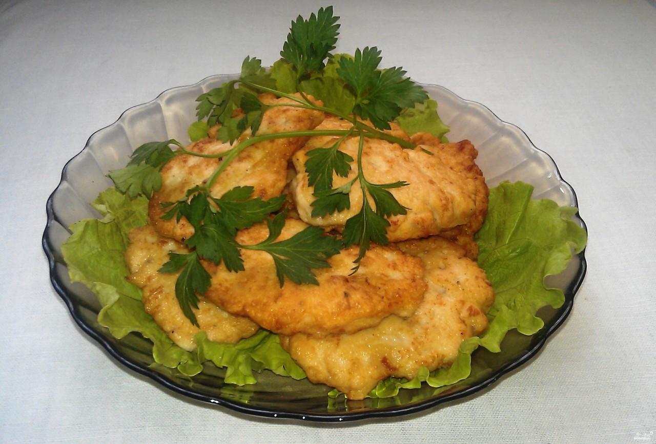 Котлеты из куриного филе рубленные рецепт с сыром