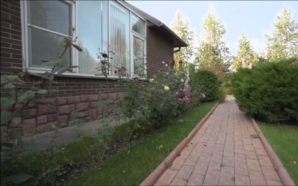 Интерьер дома Татьяны Тарасовой