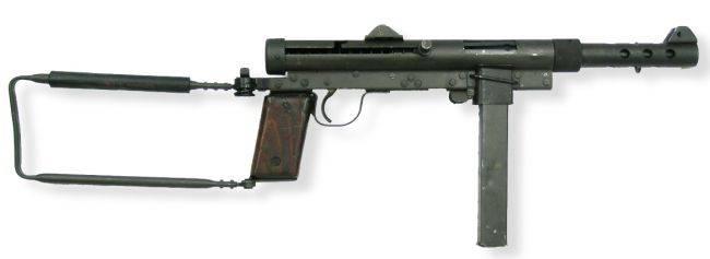 Пистолеты-пулеметы «Порт-Саид» и «Акаба» (Египет)