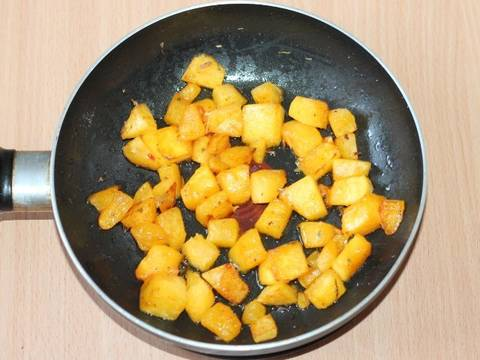 Фасолевые зразы с тыквой и вареным яйцом recipe step 8 photo