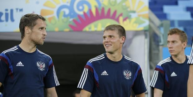Ничья в первом матче сулит России выход в четвертьфинал чемпионата мира