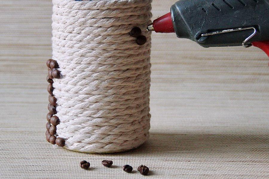 Украшение кофе