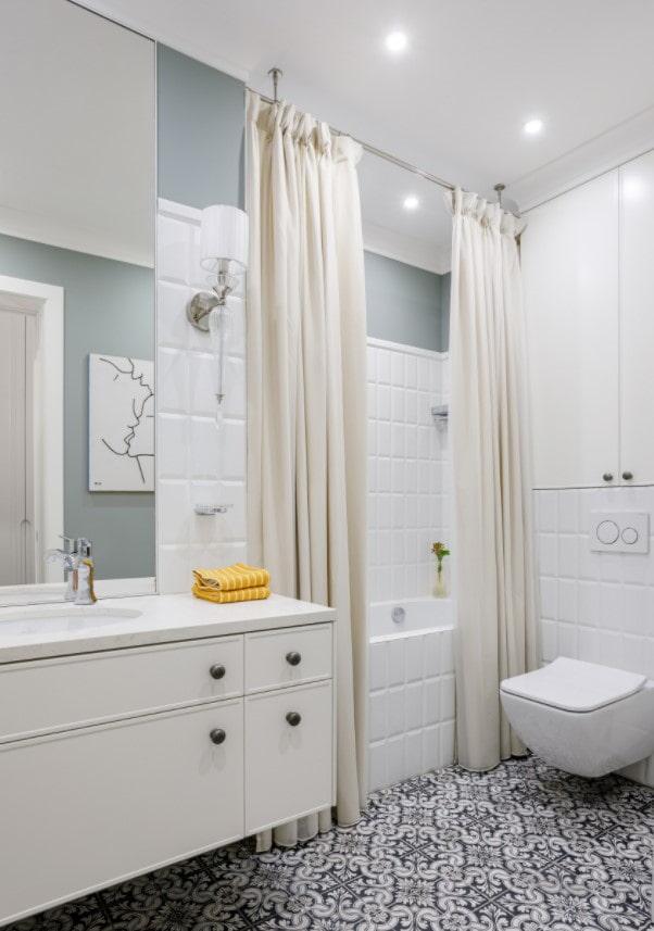 современная сканди-ванная