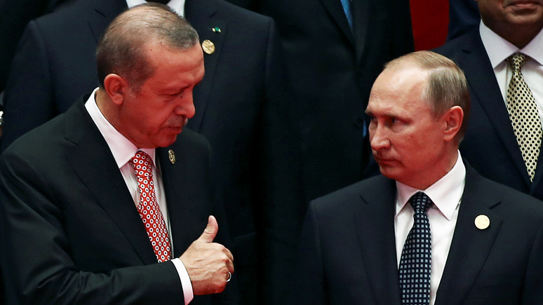 Daily Sabah: Эрдоган призыва…